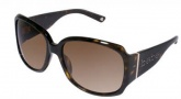 Bebe BB 7003 Sunglasses Sunglasses - Tortoise / Brown Gradient