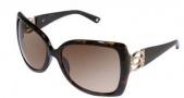 Bebe BB 7001 Sunglasses Sunglasses - Tortoise / Brown Gradient