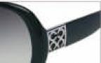 Coach S2026 Sunglasses Sunglasses - Black 001