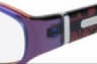 Coach Lucille 2018 Eyeglasses Eyeglasses - Plum 514