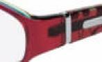 Coach Lucille 2018 Eyeglasses Eyeglasses - Burgundy 608