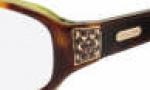 Coach Jill 2015 Eyeglasses Eyeglasses - Tortoise 320