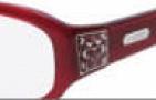 Coach Jill 2015 Eyeglasses Eyeglasses - Cranberry 610