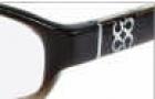 Coach Gwendolyn 2012 Eyeglasses Eyeglasses - Black 007
