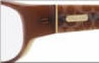 Coach Adelle 534 Eyeglasses Eyeglasses - Brown / Camel 210