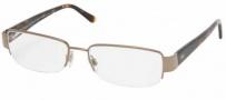 Ralph Lauren RL5034 Eyeglasses Eyeglasses - 9094 Gold Rose / Demo Lens