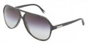Dolce & Gabbana DG4102 Sunglasses Sunglasses - 17238G Black Pearl
