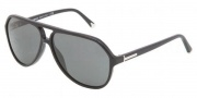 Dolce & Gabbana DG4102 Sunglasses Sunglasses - 501 / 87 Black Gray