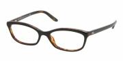 Ralph Lauren RL6060 Eyeglasses Eyeglasses - 5260 Black / Havana Demo Lens