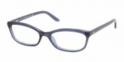 Ralph Lauren RL6060 Eyeglasses Eyeglasses - 5276 Navy Transparent / Demo Lens