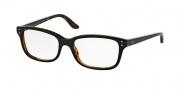 Ralph Lauren RL6062 Eyeglasses Eyeglasses - 5260 Black / Havana Demo Lens