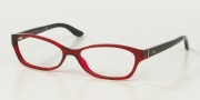 Ralph Lauren RL6068 Eyeglasses Eyeglasses - 5008 Transparent Red / Demo Lenses