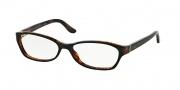 Ralph Lauren RL6068 Eyeglasses Eyeglasses - 5260 Black Havana / Demo Lens