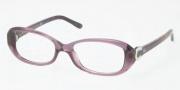 Ralph Lauren RL6074 Eyeglasses Eyeglasses - 5158 Violet Transparent / Demo Lens