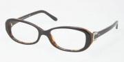 Ralph Lauren RL6074 Eyeglasses Eyeglasses - 5260 Black / Havana Demo Lens