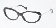 Ralph Lauren RL 6076W Eyeglasses Eyeglasses - 5001 Black / Demo Lens
