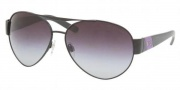Ralph Lauren RL7032 Sunglasses Sunglasses - 90038G Black / Gray Gradient