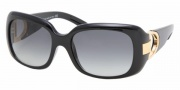 Ralph Lauren RL8044 Sunglasses Sunglasses - 50018G Black / Gray Gradient
