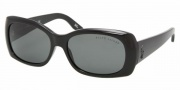 Ralph Lauren RL8055 Sunglasses Sunglasses - 500187 Black / Gray