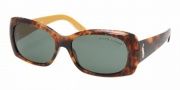 Ralph Lauren RL8055 Sunglasses Sunglasses - 501771 Tortoise / Green