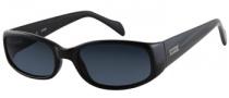 Guess GU 6244 Sunglasses Sunglasses - BLK-3: BLK / GRY LENS