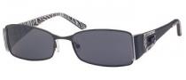 Guess GU 6327 Sunglasses Sunglasses - BLK-3: BLK / GRY LENS