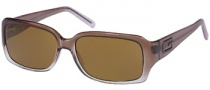 Guess GU 6446P Sunglasses Sunglasses - BRN-1: BRN / BRN LENS