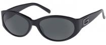 Guess GU 6448P Sunglasses Sunglasses - BLK-3: BLK / GRY LENS