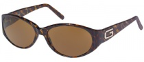 Guess GU 6448P Sunglasses Sunglasses - TO-1: TORT / BRN LENS