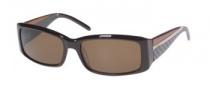 Guess GU 6457 Sunglasses Sunglasses - BRN-1: BRN / BRN LENS