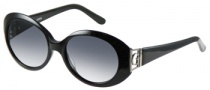 Guess GU 6528 Sunglasses Sunglasses - BLK-35: Black / Gray Gradient
