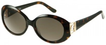 Guess GU 6528 Sunglasses Sunglasses - TO-1: Tortoise / Brown