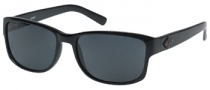 Guess GU 6566 Sunglasses Sunglasses - BLK-3: Black / Gray Lens