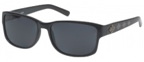 Guess GU 6566 Sunglasses Sunglasses - GRY-3: Gray / Gray Lens