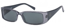 Guess GU 6572 Sunglasses Sunglasses - GRY-3: Gray / Gray Lens
