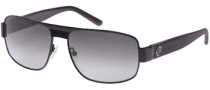 Guess GU 6615 Sunglasses Sunglasses - BLK-35: Shiny Black