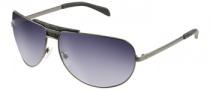 Guess GU 6620 Sunglasses Sunglasses - GUN-35: Satin Gunmetal
