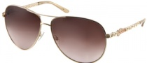Guess GU 7032 Sunglasses Sunglasses - GLD-34: Gold