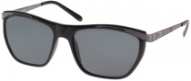 Guess GU 7055 Sunglasses Sunglasses - BLK-3: Black