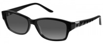 Guess GU 7061 Sunglasses Sunglasses - BLK-35: Black