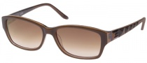 Guess GU 7061 Sunglasses Sunglasses - BRN-34: Brown