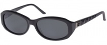 Guess GU 7062 Sunglasses Sunglasses - BLK-3: Black