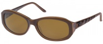 Guess GU 7062 Sunglasses Sunglasses - BRN-1: Brown