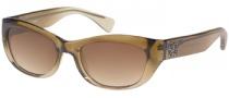 Guess GU 7064 Sunglasses Sunglasses - BRN-34: TRNSLCNT BRN