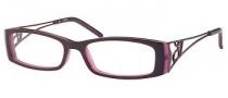 Guess GU 1435 Eyeglasses Eyeglasses - BU: Burgundy