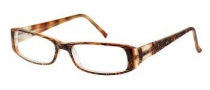 Guess GU 1478 Eyeglasses Eyeglasses - BRNT: Brown Tiger