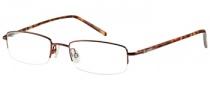 Guess GU 1490&CL Eyeglasses Eyeglasses - WN: Wine