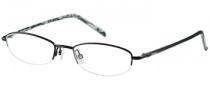 Guess GU 1492&CL Eyeglasses Eyeglasses - BLKZ: Black Zebra