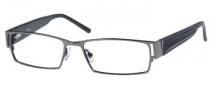 Guess GU 1499 Eyeglasses Eyeglasses - DKGUN: Dark Gunmetal