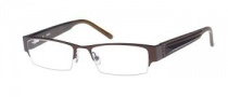 Guess GU 1500 Eyeglasses Eyeglasses - DKBRN: Dark Brown